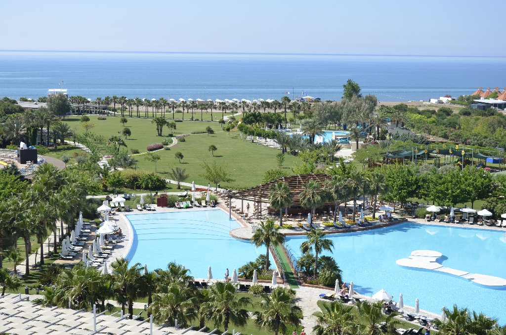 Hotel Barut Lara Resort Spa And Suites