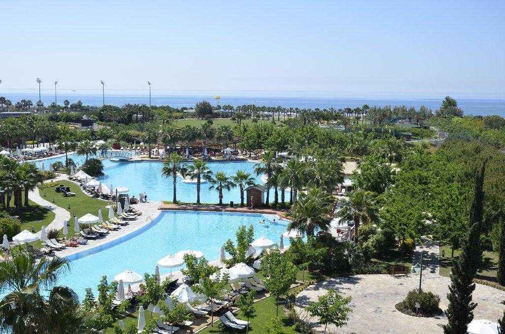 Hotel Barut Lara Resort Spa And Suites