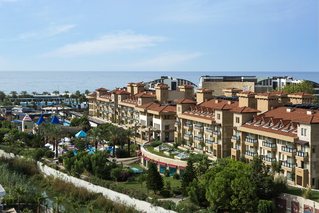 Hotel Xanthe Resort And Spa