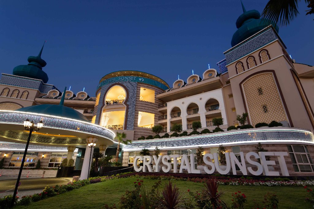 Hotel Crystal Sunset Luxury Resort