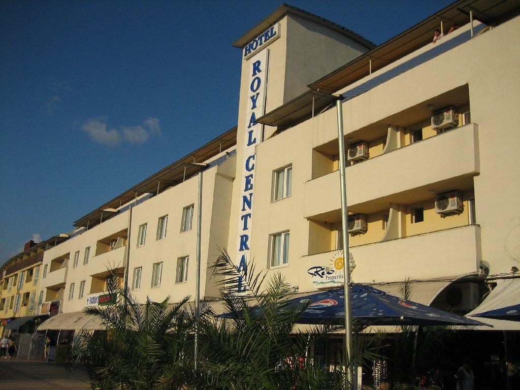 Hotel Mpm Royal Central
