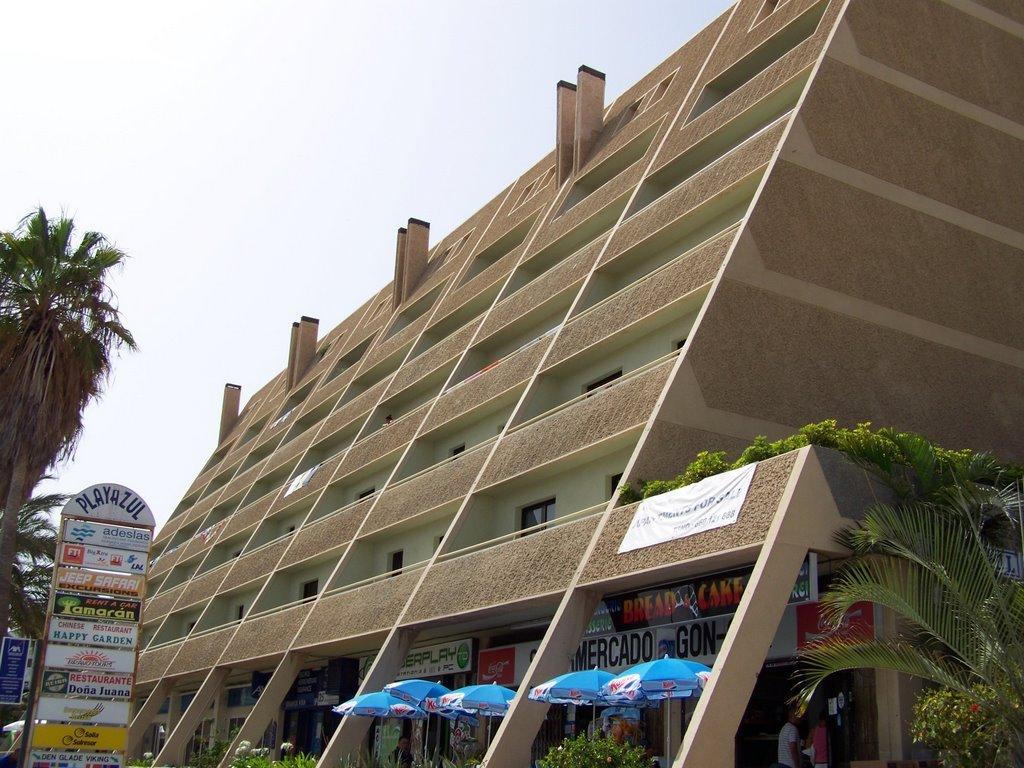 Hotel Playazul