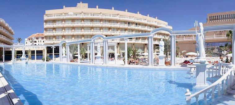 Hotel Cleopatra Palace Hotel