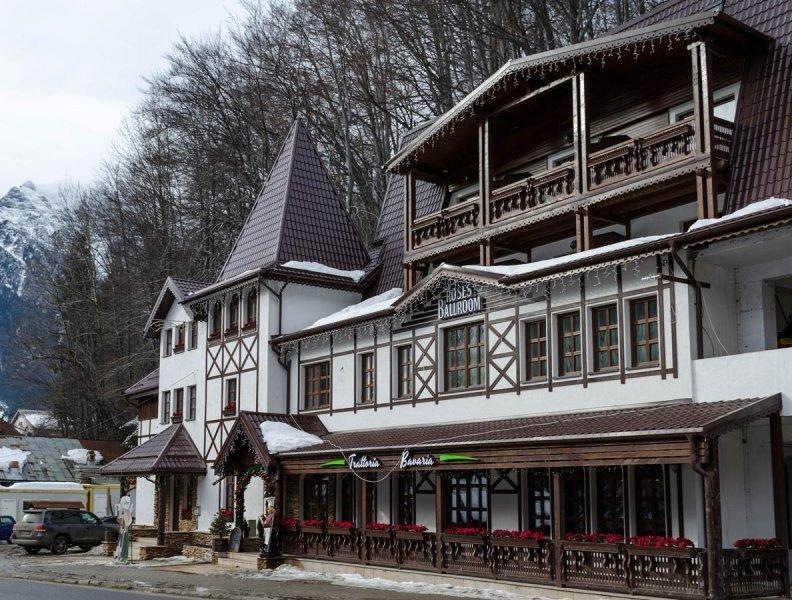 Hotel Conac Bavaria