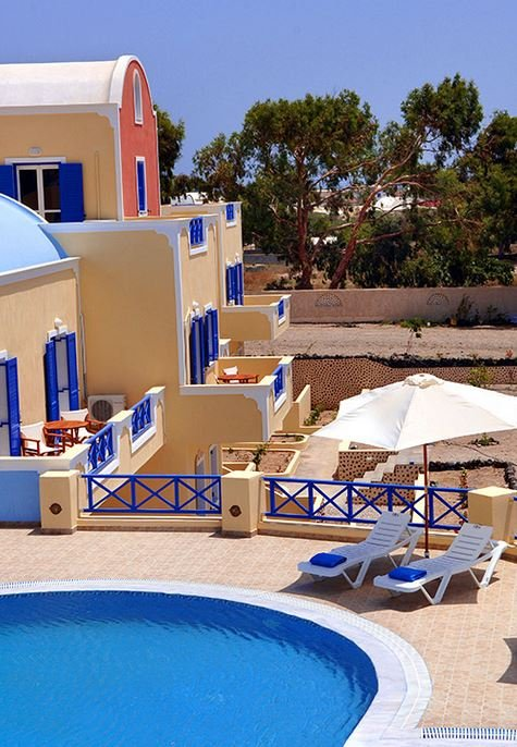 Hotel Bella Santorini