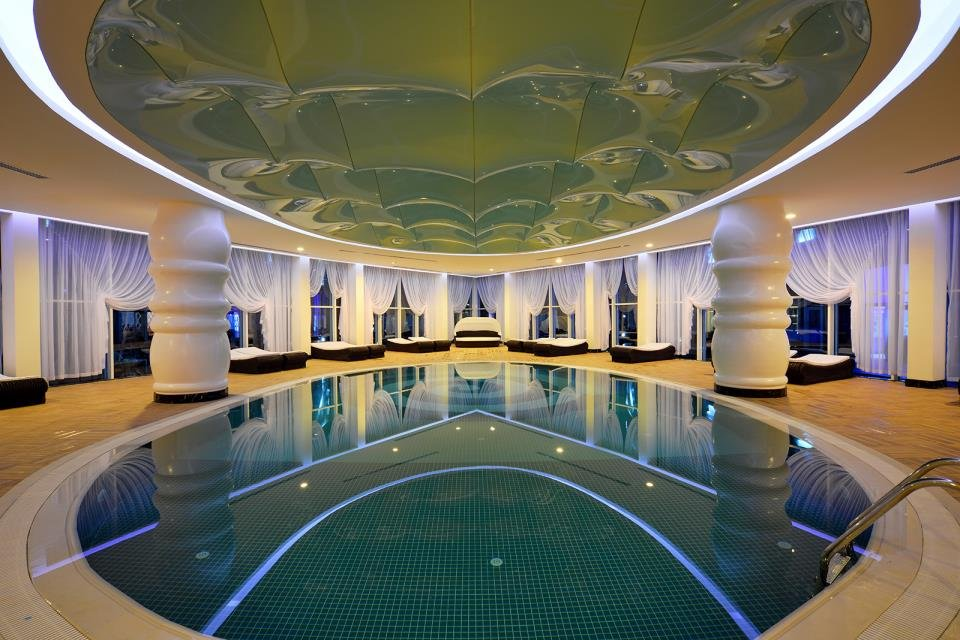 Hotel Vikingen Infinty Resort And Spa