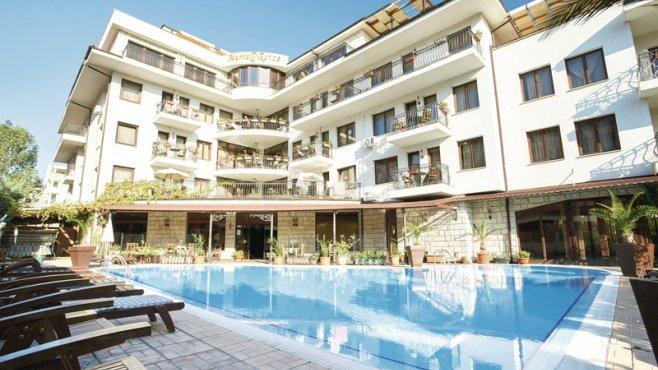 Hotel Villa Maria Revas