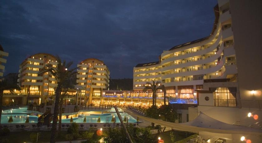 Hotel Alaiye Resort
