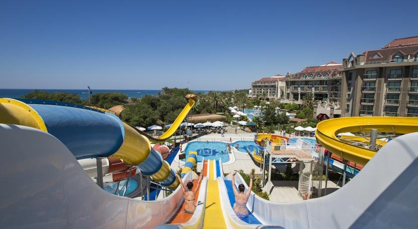 Hotel Nashira Resort Hotel And Spa