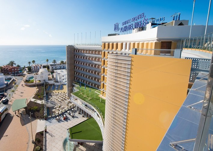 Hotel Suitehotel Playa Del Ingles