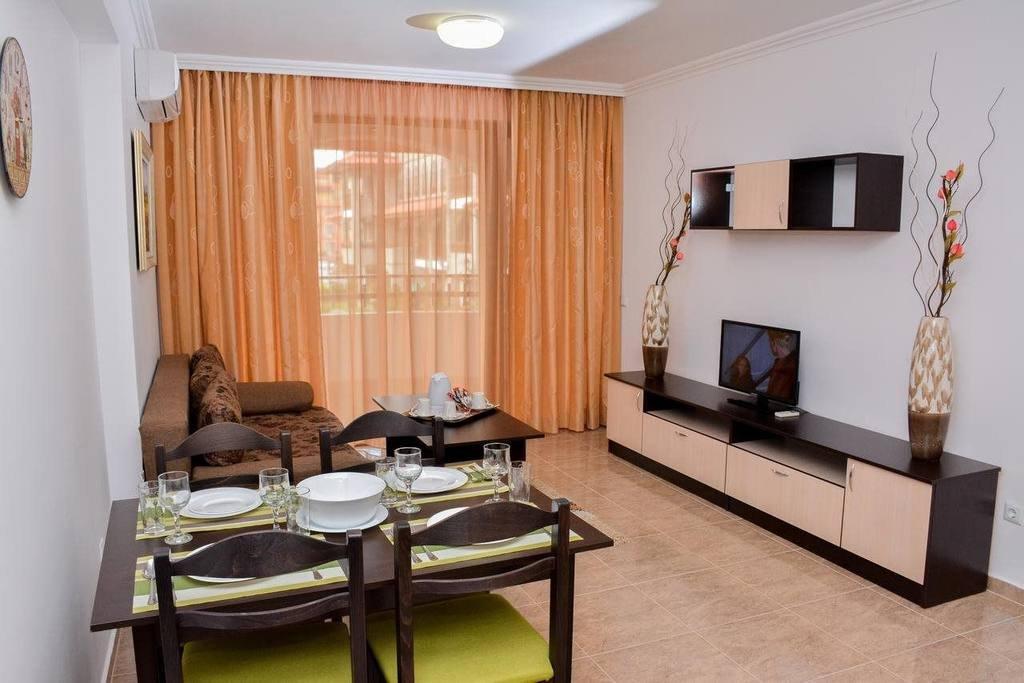 Hotel Olimp Complex Aparthotel