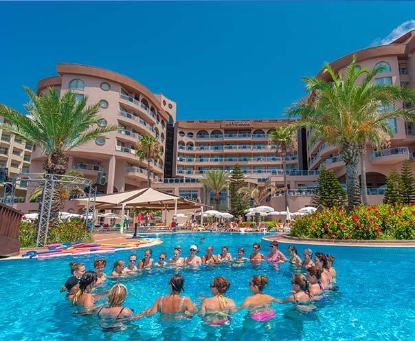 Hotel Kirman Arycanda De Luxe
