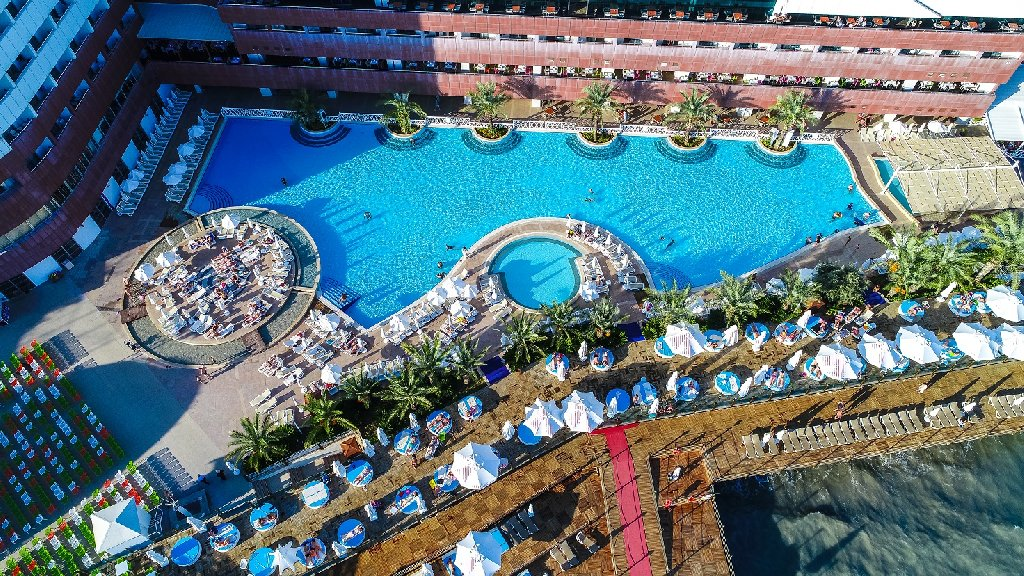 Hotel Orange County Resort  Alanya