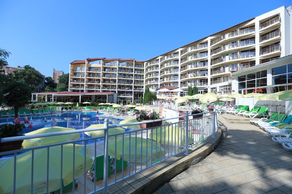Hotel Park Hotel Madara