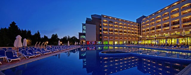 Hotel Sol Nessebar Bay And Mare