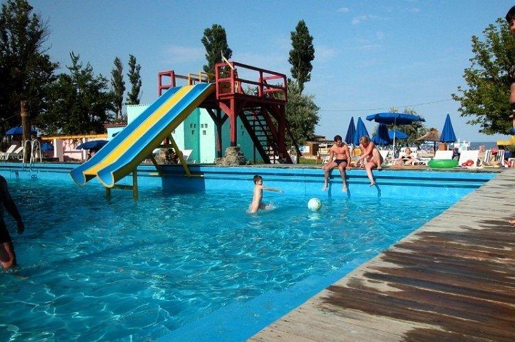 Hotel Club Mediteranean Mamaia Resort ( Fara Plaja)