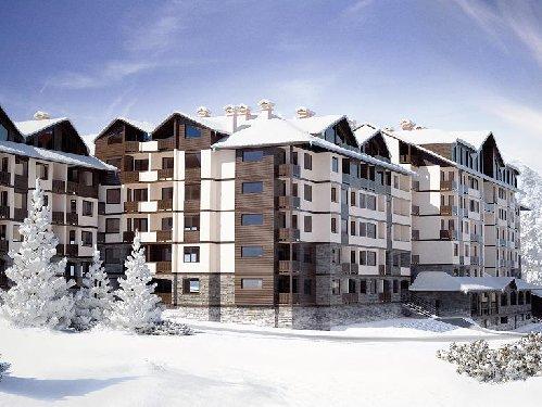 Hotel Apartcomplex Borovets Gardens