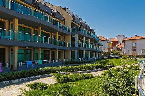 Hotel Black Sea Paradise Aparthotel