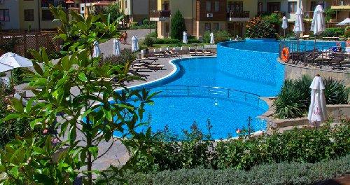 Hotel Garden Of Eden Aparthotel Complex