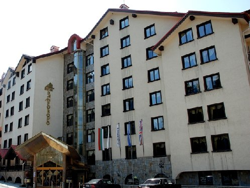 Hotel Pamporovo 4* Plus
