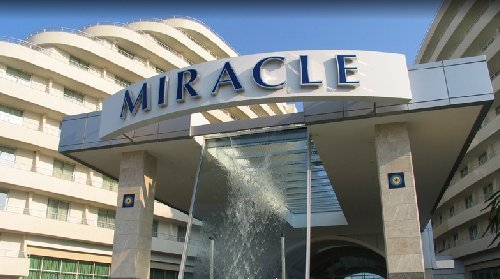 Hotel Miracle Resort