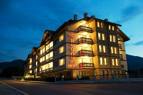 Hotel Regnum Aparthotel And Spa