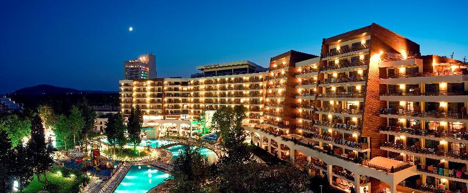 Hotel Flamingo Grand Hotel And Spa