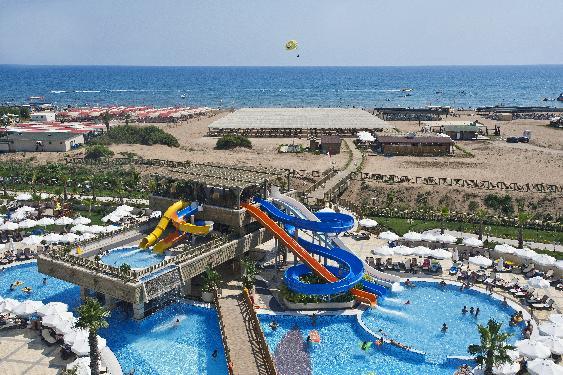 Hotel Crystal Palace Luxury Resort Spa