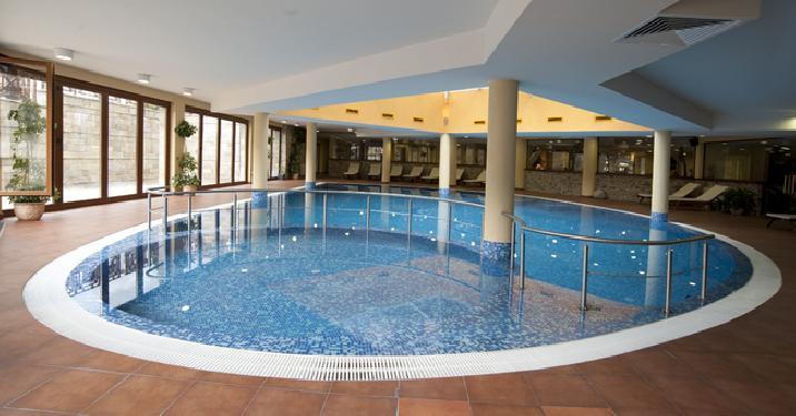 Hotel Vihren Palace Ski Spa Resort