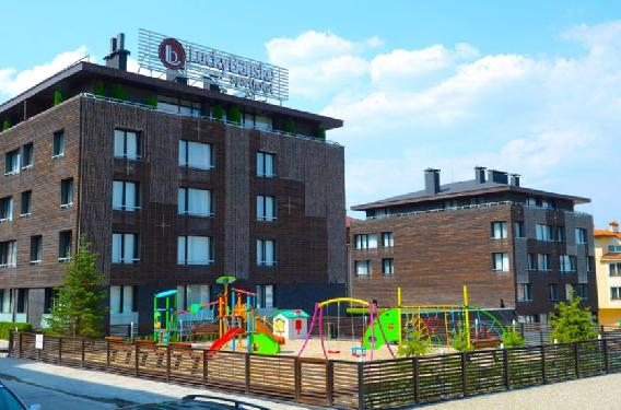 Hotel Lucky Bansko Aparthotel